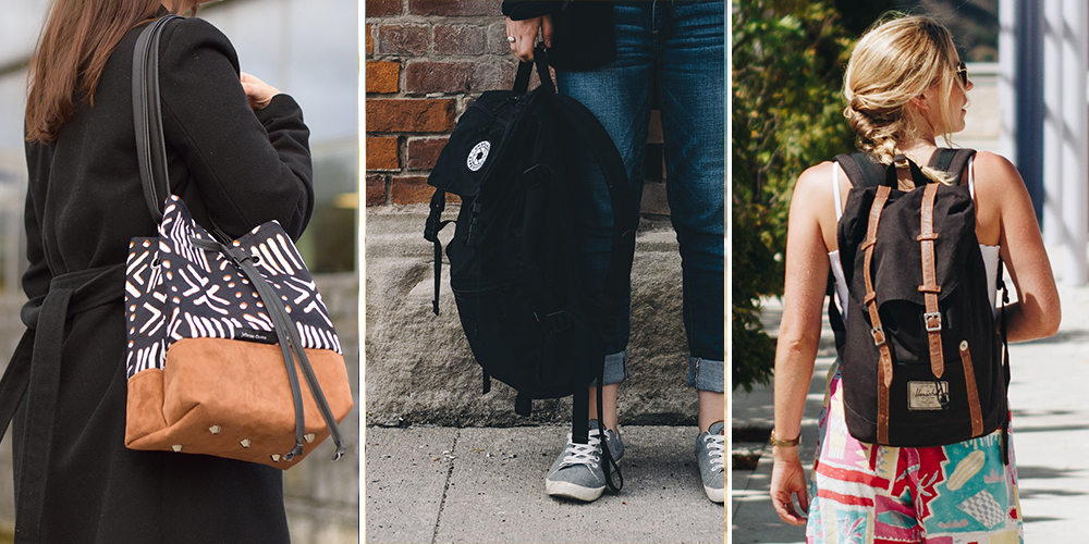 Présenter comment porter son sac en préservant son dos et son épaule